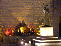 Miejsce pierwszego grobu �w. Charbela w Annaya - fot. KasiaUrba�czyk.
