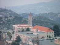 Klasztor �w. Marouna w Annaya - fot. KasiaUrba�czyk.